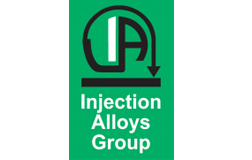 Injection alloys logotipo